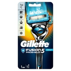 Gillette Fusion proshield chill razor tmr (1 stuks)