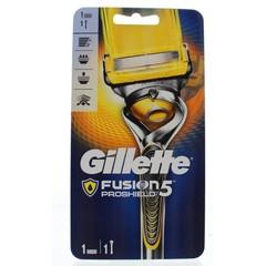 Gillette Fusion proshield razor tmr (1 stuks)