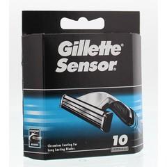 Gillette Sensor mesjes (10 stuks)