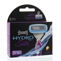 Wilkinson Hydro silk shea butter mesjes (3 stuks)