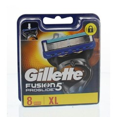 Gillette Fusion 5 proglide manual mesjes (8 stuks)