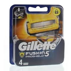 Gillette Fusion proshield mesjes (4 stuks)