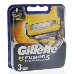 Gillette Proshield CC mesjes (3 stuks)