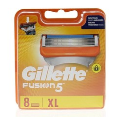Gillette Fusion 5 manual mesjes (8 stuks)