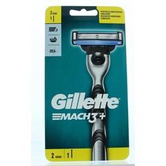 Gillette Mach3 base razor (1 stuks)