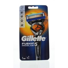 Gillette Fusion proglide met flexball (1 stuks)