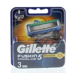 Gillette Proglide power mesjes (3 stuks)