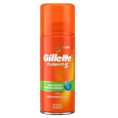Gillette Fusion 5 ultimate sensitive gel (75 ml)
