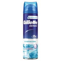Gillette Series scheerschuim cool schuim (250 ml)