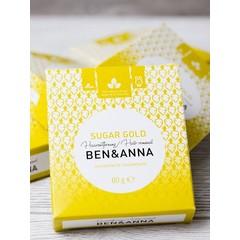 Ben & Anna Sugar gold ontharingspasta (60 gram)