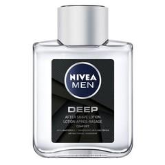 Nivea Men deep aftershave lotion (100 ml)