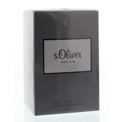 S Oliver For him aftershave (50 ml)