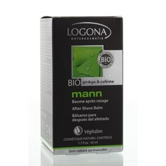 Logona Mann aftershave balsem (50 ml)