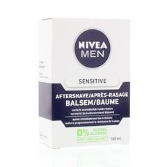 Nivea Men aftershave balsem sensitive (100 ml)