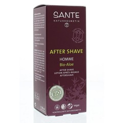 Sante Homme I bio aloe white tea aftershave BDIH (100 ml)