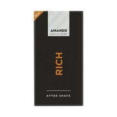 Amando Rich aftershave (50 ml)