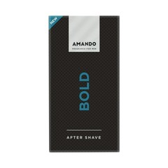 Amando Bold aftershave (50 ml)