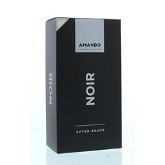 Amando Noir aftershave (100 ml)