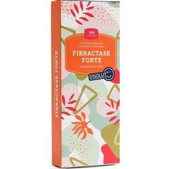 Disolut Fibractase forte (108 capsules)
