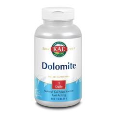 KAL Dolomite calcium magnesium ijzer (500 tabletten)