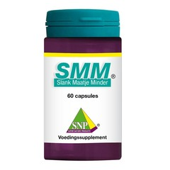 SNP Slank maatje minder puur (60 capsules)