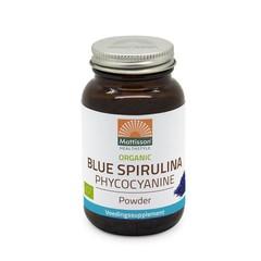 Mattisson Bio blue spirulina phytoblue phycocyanin powder (15 gram)