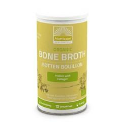 Mattisson Organic bone broth botten bouillon (180 gram)
