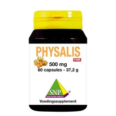 SNP Physalis 500mg puur (60 capsules)