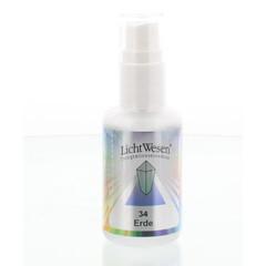 Lichtwesen Aarde tinctuur 34 (30 ml)