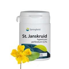 Springfield Sint Janskruid 500 mg (60 vcaps)