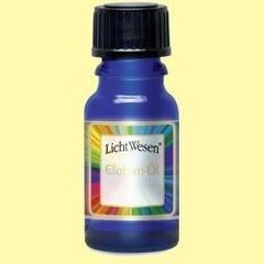Lichtwesen Elohim olie vrede blauw 55 (10 ml)