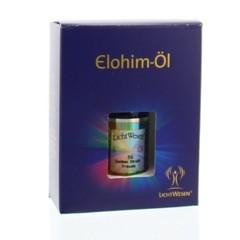 Lichtwesen Elohim olie vreugde geel 56 (10 ml)