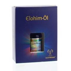 Lichtwesen Elohim olie creativiteit turquoise 62 (10 ml)