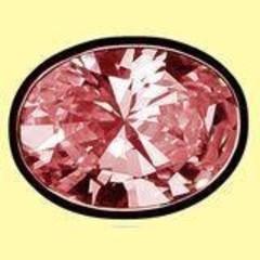 Lichtwesen Elohim zirkonia levenskracht rood 60 (1 stuks)