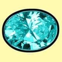 Lichtwesen Elohim zirkonia creativiteit turquoise 62 (1 stuks)