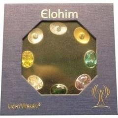 Lichtwesen Elohim zirkonia set (12 stuks)