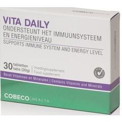 Cobeco Health Vita daily (30 tabletten)