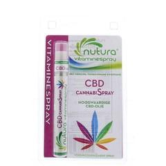 Vitamist Nutura CBD Cannabisspray blister (13.3 ml)