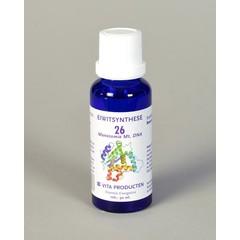 Vita Eiwitsynthese 26 DNA monosomie mitochondriaal (30 ml)