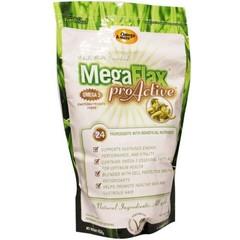 Megaflax Megaflax pro aktief (454 gram)