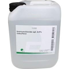 Orphi Natriumchloride 0.9% oplossing (5 liter)