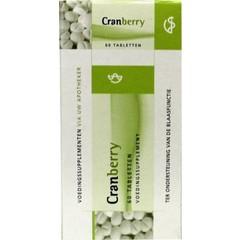 Spruyt Hillen Cranberry (60 tabletten)
