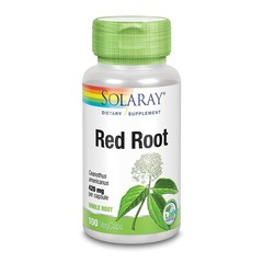 Solaray Red root (100 capsules)
