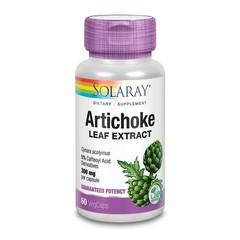 Solaray Artisjok bladextract 300 mg (60 vcaps)