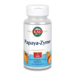 KAL Papaya zyme (100 kauwtabletten)