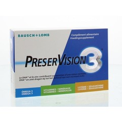 Bausch & Lomb Preservision 3 (60 capsules)
