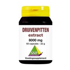 SNP Druivenpitten zaad extract 8000 mg (60 capsules)
