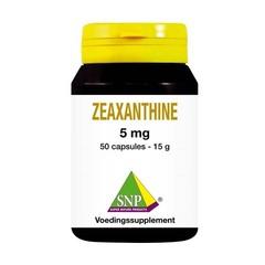 SNP Zeaxanthine (50 capsules)