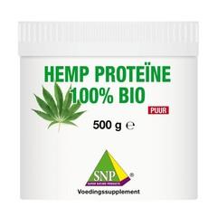 SNP Hemp proteine bio (500 gram)