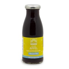 Mattisson Appel blauwe bessensap/Apple blueberry juice bio (250 ml)